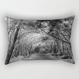 Desolate // Aokigahara  Rectangular Pillow