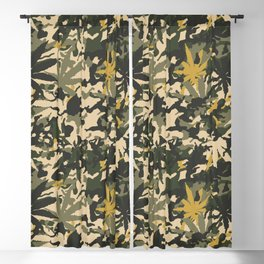 Camo420, The ultimate street camouflage. Blackout Curtain