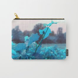 Baby Grape Clusters - Blue Carry-All Pouch