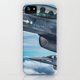 Zeus iPhone Case
