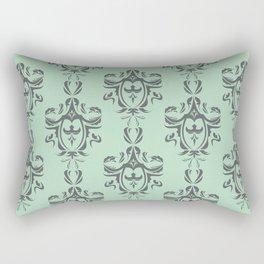 Victorian  Mint Rectangular Pillow