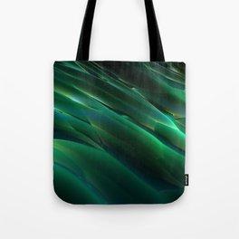 Alien Grass Tote Bag
