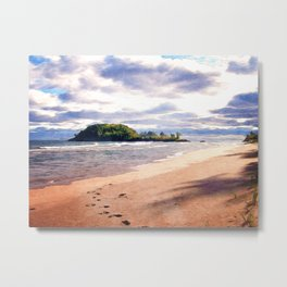 Little Presque Isle  Metal Print