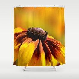 Rudbeckia 0139 Shower Curtain