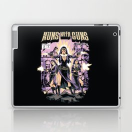 Nuns With Guns Laptop & iPad Skin
