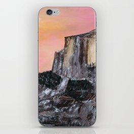 Yosemite Oil Painting iPhone Skin
