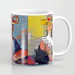 Portraits multiples Coffee Mug