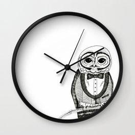 Postmodernism Zine Wall Clock
