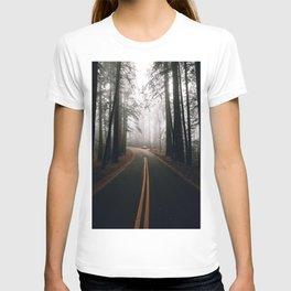 Road Trip IX / Mount Tamalpais, California T-shirt