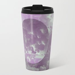Purple Clouds Travel Mug