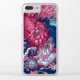 Jonah Clear iPhone Case