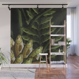 Cod Lily Wall Mural