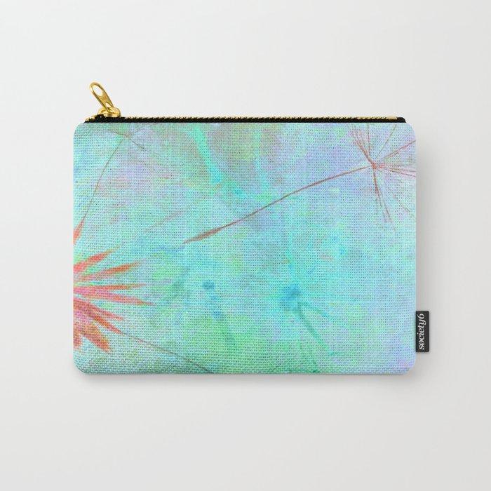 Paint A Dandelion Carry-All Pouch