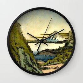 Morning at Sin Ruido Wall Clock
