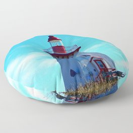 Souris PEI Lighthouse Floor Pillow