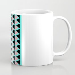 Electric Triangle  Coffee Mug