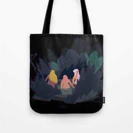 Night Pond Tote Bag