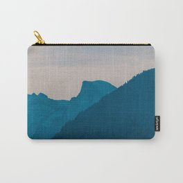 Tunnel View - Yosemite National Park Carry-All Pouch