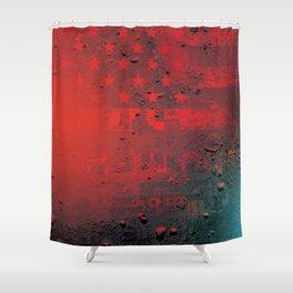Hardened Shower Curtain