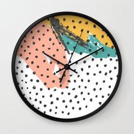 Beautiful Funny Art Prints Wall Clock