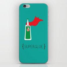 SuperGlue iPhone & iPod Skin