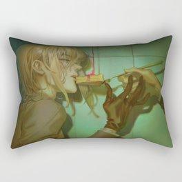 I need some sugar, I need something fake Rectangular Pillow
