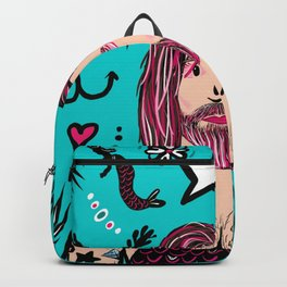 Glamazon Girl: Joan Oh! Backpack