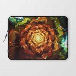 Submerged Flower Laptop Sleeve