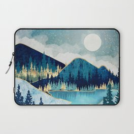 Morning Stars Laptop Sleeve