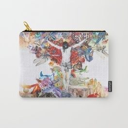 The Axis Mundi  Carry-All Pouch
