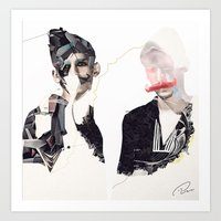 The New Generation / 4 Art Print