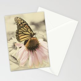 Monarch Memories Stationery Cards