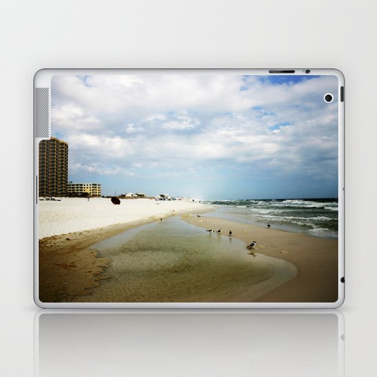 Let's Go to the Beach Laptop & iPad Skin