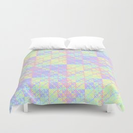 Holographic Duvet Cover
