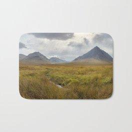Glencoe, Scottish Highlands Bath Mat