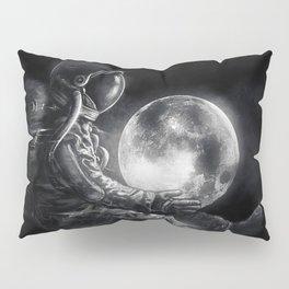 Moon Play Pillow Sham