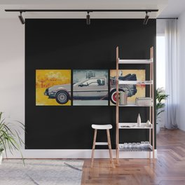 DeLorean DMC-12 - Cinema Classics Wall Mural