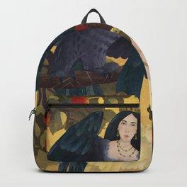 Sirin And Alkonost Backpack