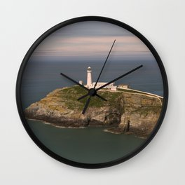 The South Stack Lighthouse Wall Clock