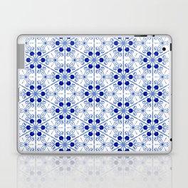 Delft Pattern 2 Laptop & iPad Skin