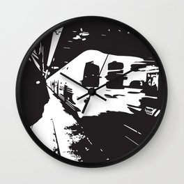 The City That Never Sleeps... Wall Clock