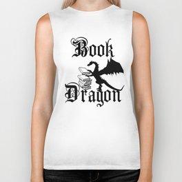 Book Dragon Biker Tank