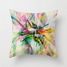 Graphic 12 Throw Pillow