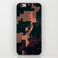 tapestry iPhone & iPod Skins featuring Tapestry by Anish K Sah
