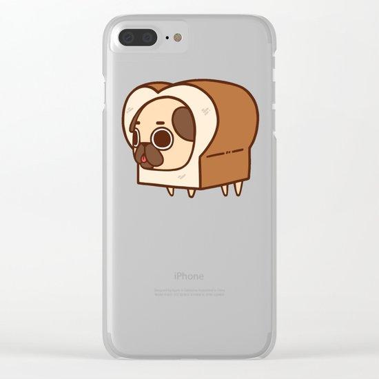 Puglie Loaf Clear iPhone Case