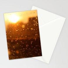 Rain Sunset I Stationery Cards