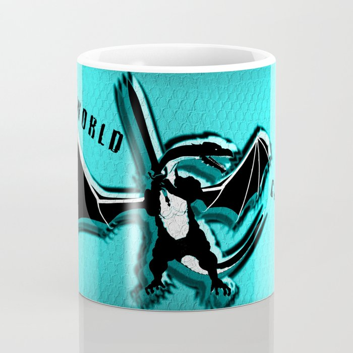Dudes World: The Cataclysm Coffee Mug