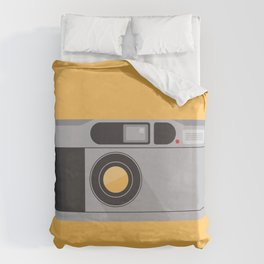 Camera Series: Contax T2 Duvet Cover