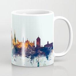 Oxford England Skyline Coffee Mug