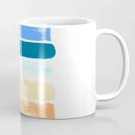 Beach Stripes Coffee Mug